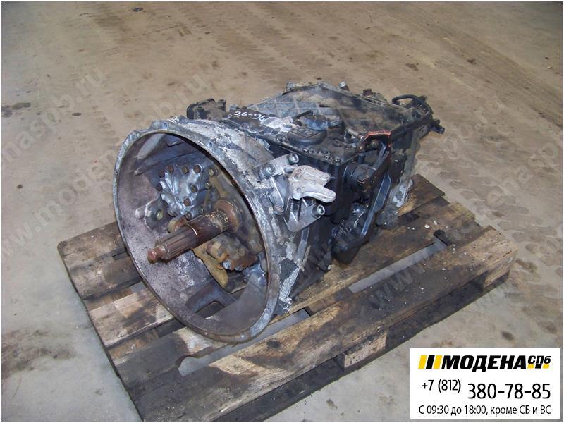 �������� renault ������� ������� ZF 16S151 Ecosplit ������������ (Ratio: 13,80-0,84)  5001858509