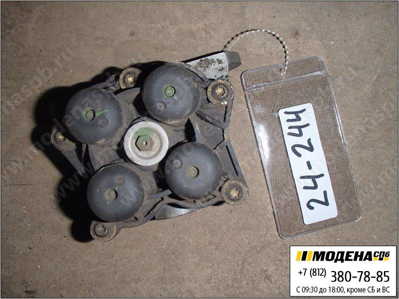 запчасти renault Кран клапан защитный четырехконтурный  Knorr-Bremse AE4605