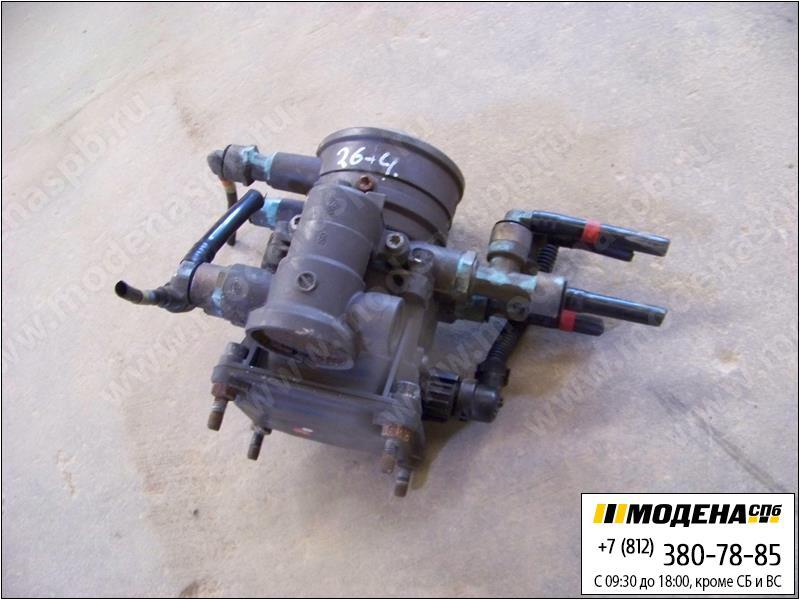 запчасти renault Кран управления тормозами прицепа  Knorr-Bremse 0486205017