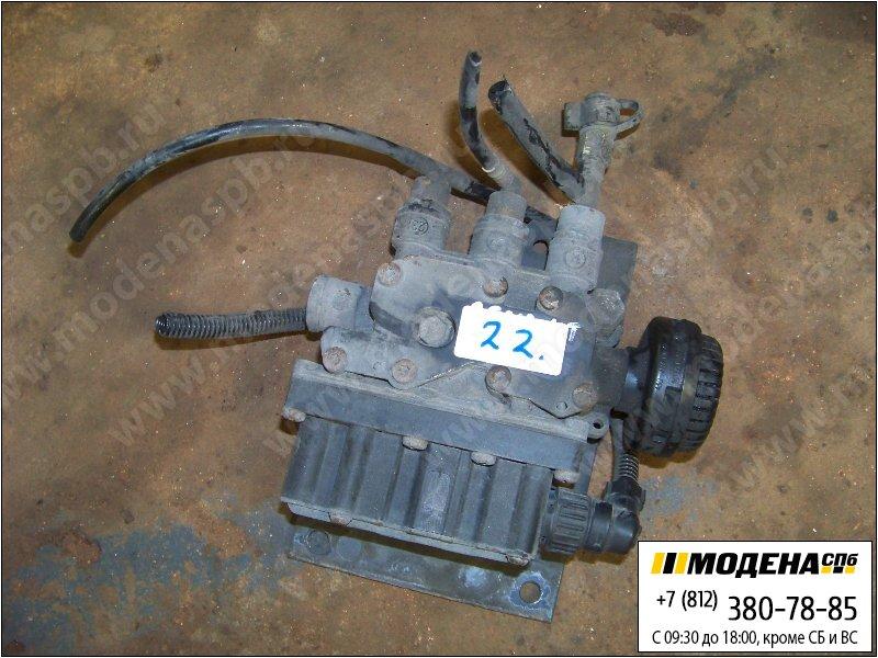 запчасти renault Магнитный клапан ECAS  Wabco 4728800010