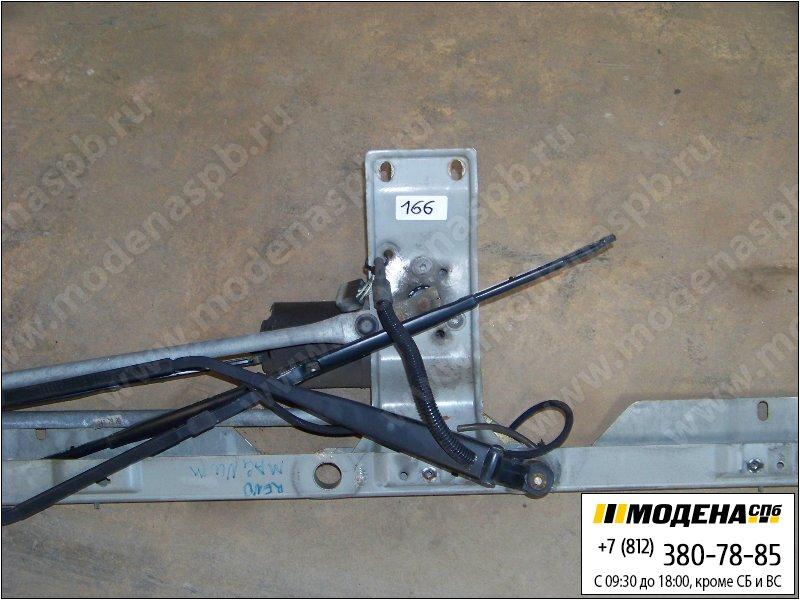 запчасти renault Механизм стеклоочистителя с электродвигателем 24V 144W  5000946961