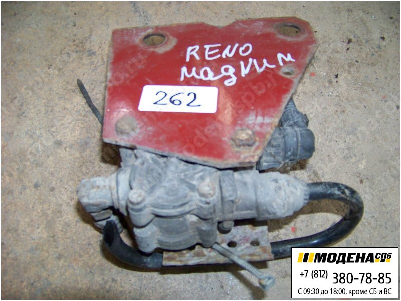 запчасти renault Модулятор ABS  Knorr-Bremse 0265351118