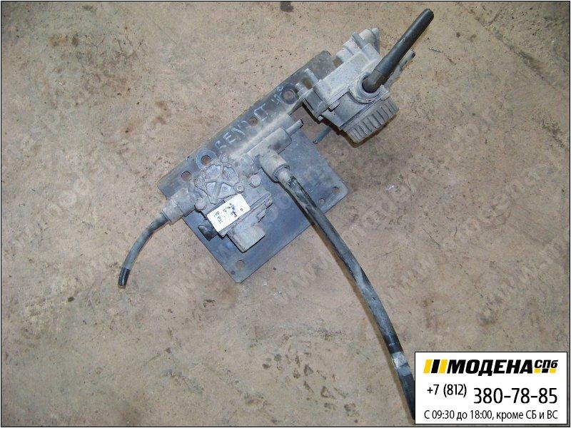 запчасти renault Модулятор ABS с релейным клапаном  Knorr-Bremse AC574BY