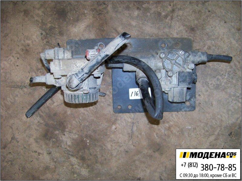 запчасти renault Модулятор ABS с релейным клапаном  Knorr-Bremse BR9191