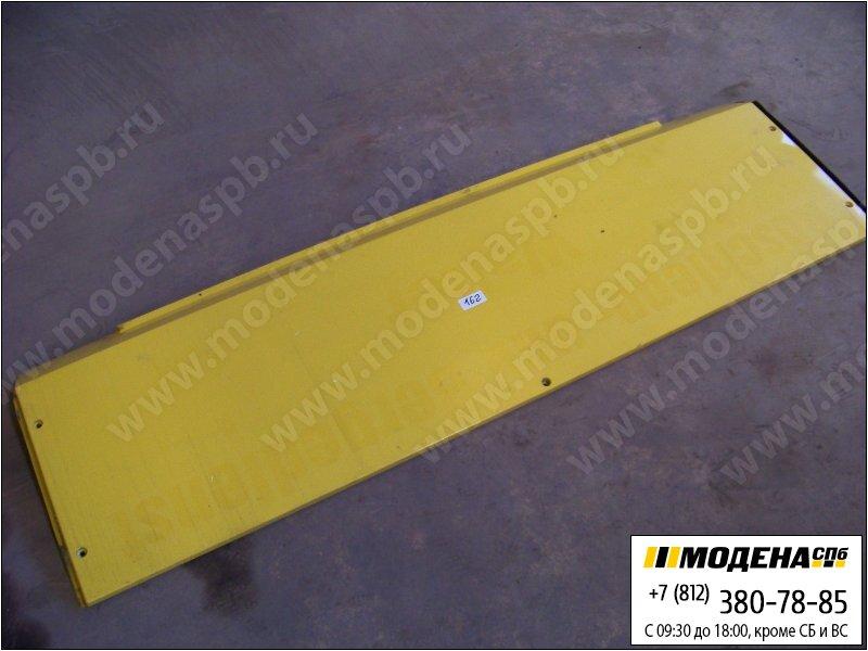 запчасти renault Накладка кабины, цвет жёлтый  5000937387
