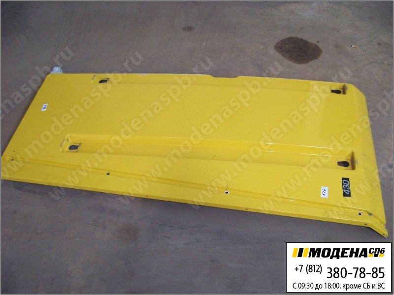 запчасти renault Накладка кабины, цвет жёлтый  5000937572