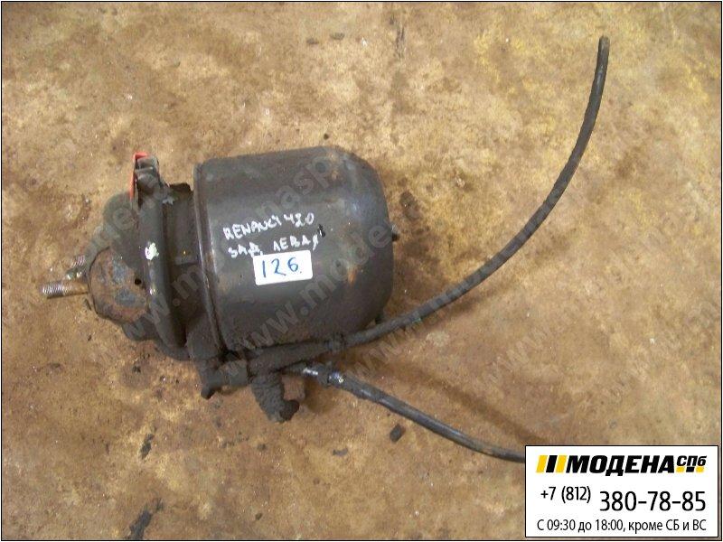 запчасти renault Пружинный энергоаккумулятор левый (дисковый тормоз)  68323037