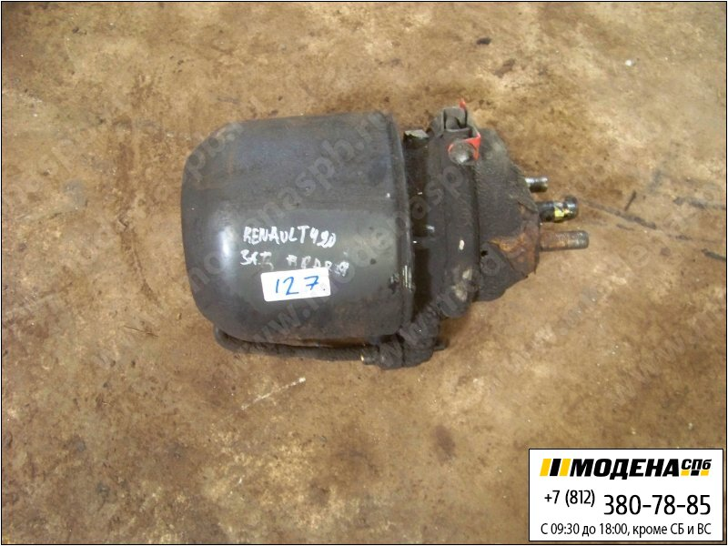 запчасти renault Пружинный энергоаккумулятор правый (дисковый тормоз)  68323038
