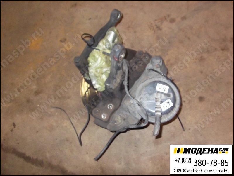запчасти renault Ступица левая с тормозным диском и тормозной камерой  5010439770