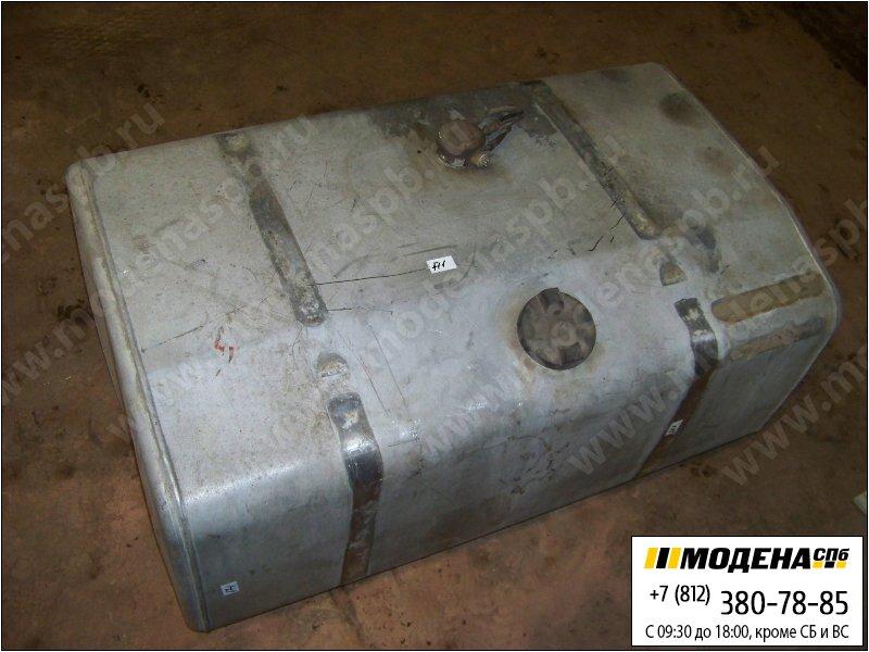 запчасти renault Топливный бак 300 литров (1320x600x445) с топливозаборником и крышкой (алюминий)  5010505342