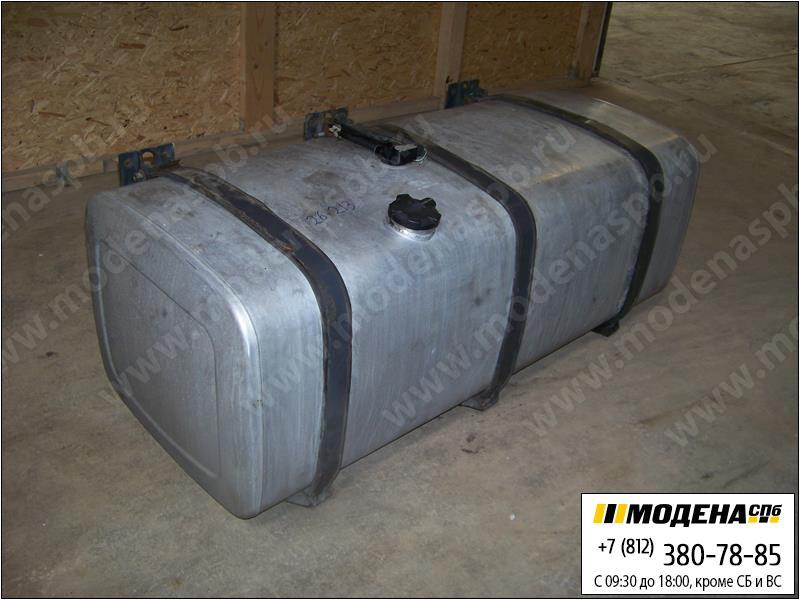 запчасти renault Топливный бак 740 литров с крышкой, топливозаборником и крепежом (алюминий)  5010505108