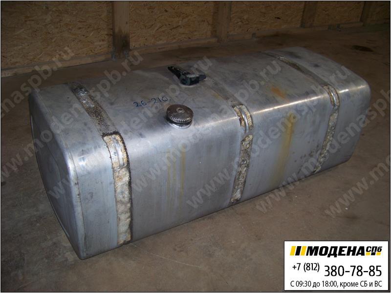 запчасти renault Топливный бак 740 литров с крышкой и топливозаборником (алюминий) (1800*720*600)  5010505108
