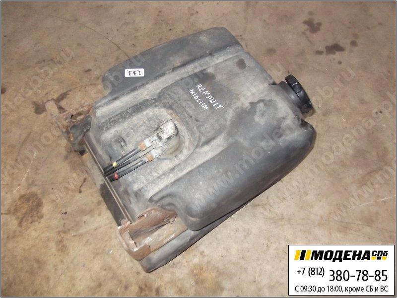 запчасти renault Топливный бак 80 литров с топливозаборником, крышкой и крепежом  5010314376
