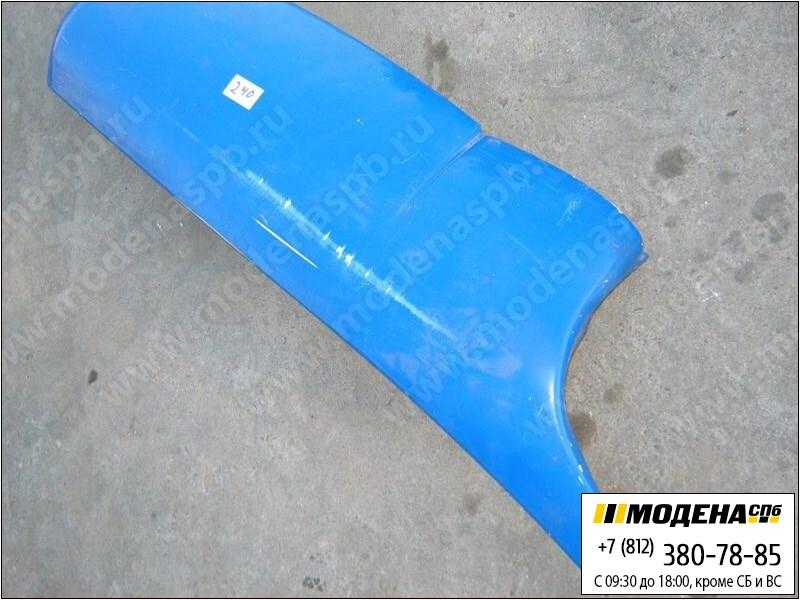 запчасти renault Угол кабины левый, цвет синий  5010225042