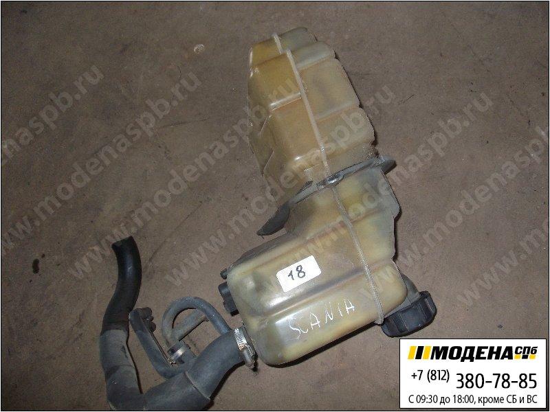 запчасти scania Бачок радиатора расширительный  1421090