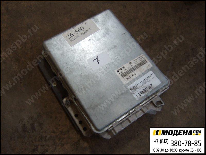 запчасти scania Блок управления ABS/ASR двигателем  1383007