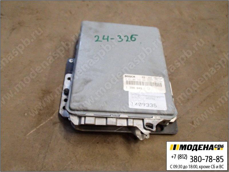 запчасти scania Блок управления двигателем EDC DSC14 15 L02  1409335