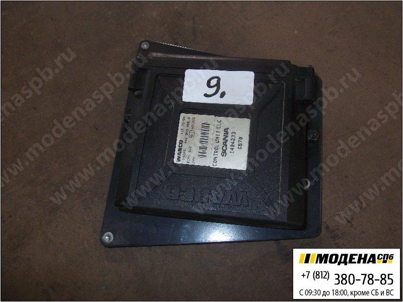 запчасти scania Блок управления ECAS тормозная система  1404233