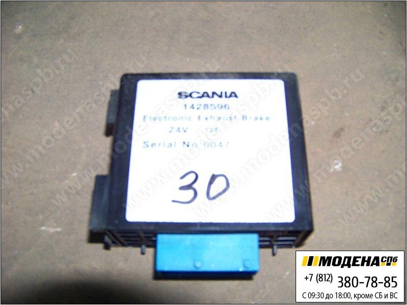запчасти scania Блок управления EEB  1428596