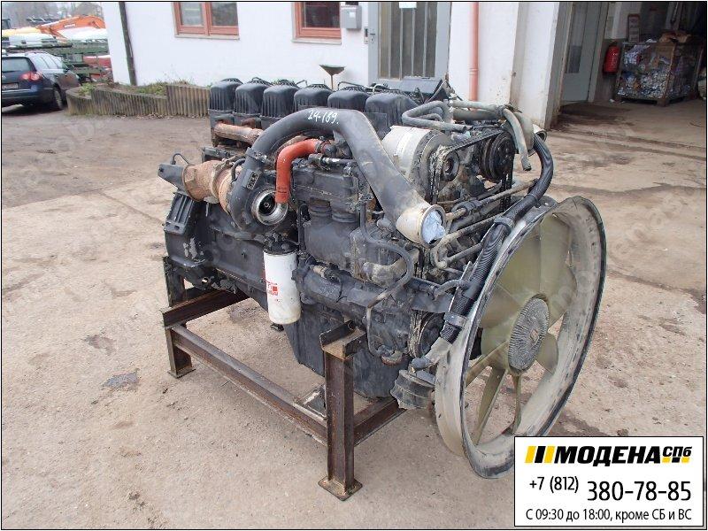 запчасти scania Двигатель дизельный 260 л.с. 191 кВт, 8970 см. куб  DC9-02 L01