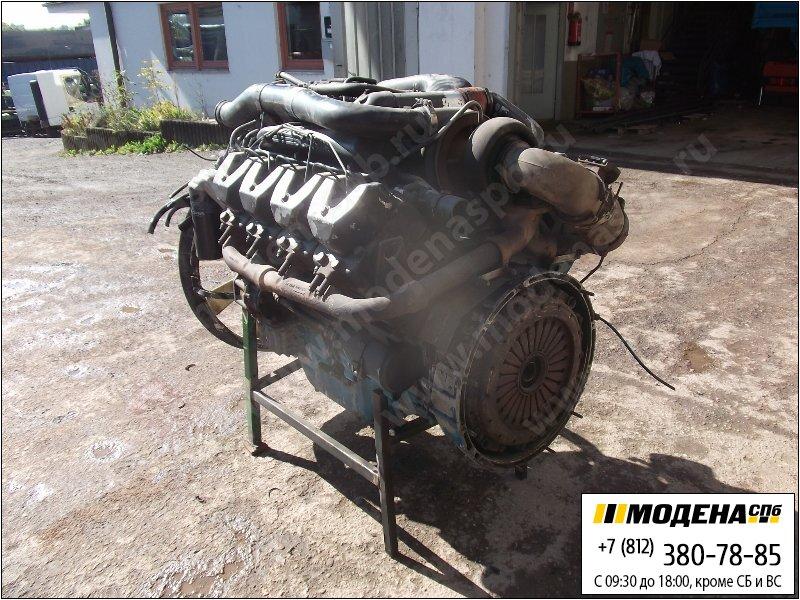 запчасти scania Двигатель дизельный 530 л.с. 389 кВт, 14190 см.куб  DSC1413-L04