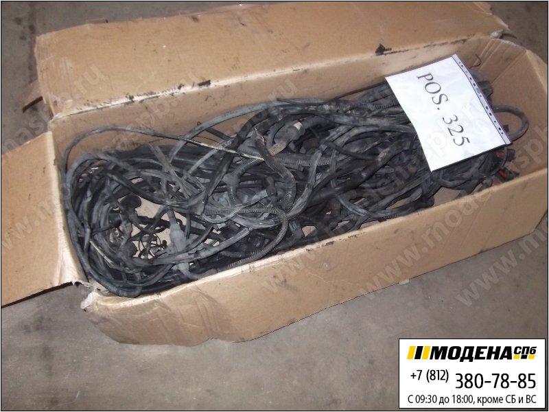 запчасти scania Электропроводка (коса)