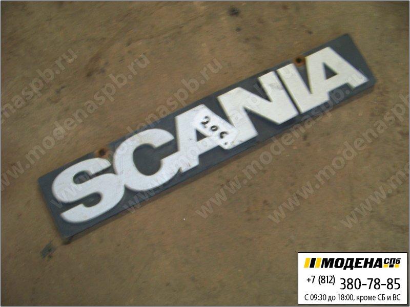 запчасти scania Эмблема Scania  1368246