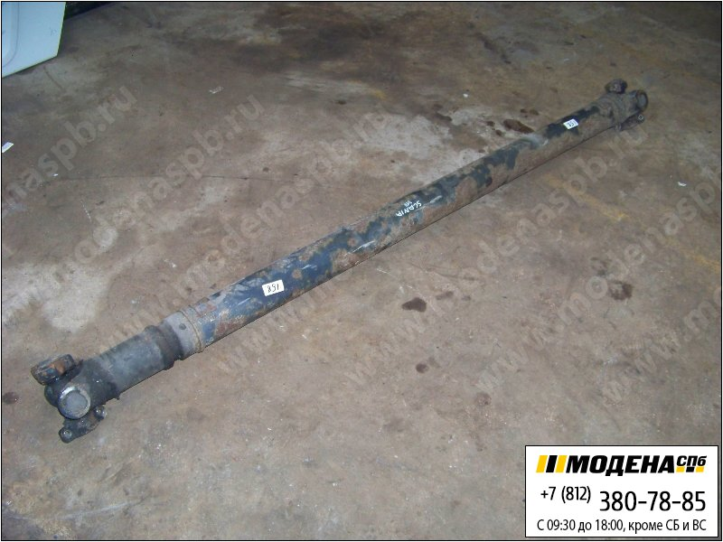 запчасти scania Карданный вал (кардан) P400/1610  1758455