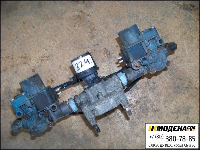 запчасти scania Клапан тормозной ускорительный  Bosch 0265351101