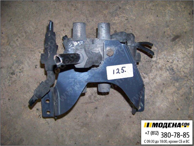 запчасти scania Клапан защитный четырехконтурный  Wabco 9347023870
