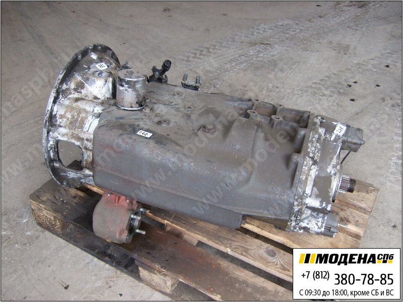 запчасти scania Коробка передач GRS900  1384743