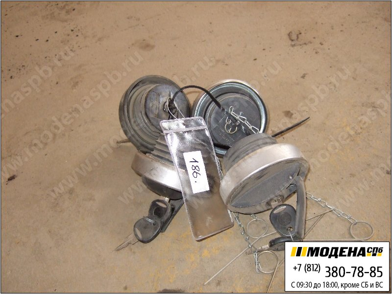 запчасти scania Крышка заливной горловины бака 300л  1481301