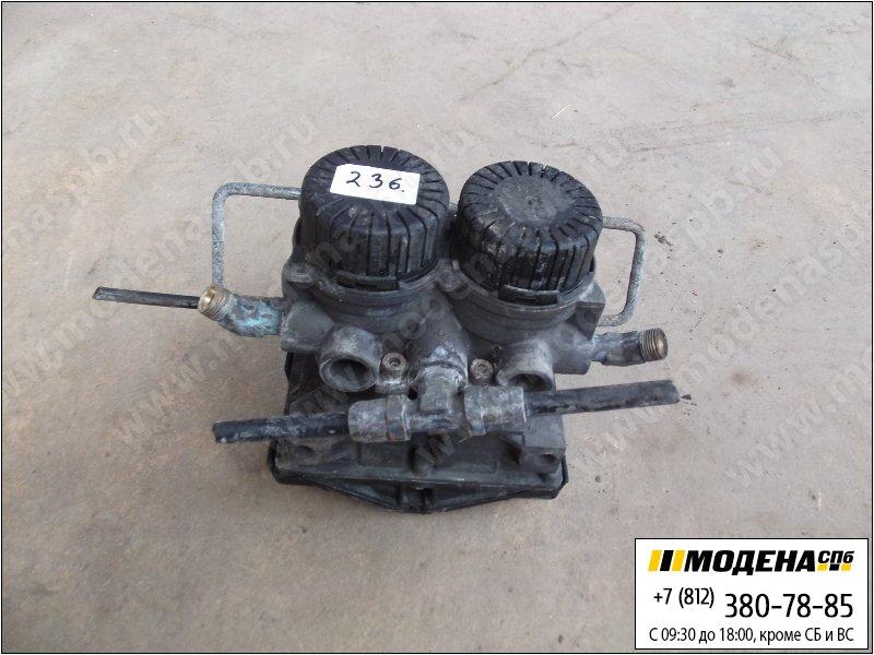 запчасти scania Модулятор EBS двухканальный  Knorr-Bremse 0486204004