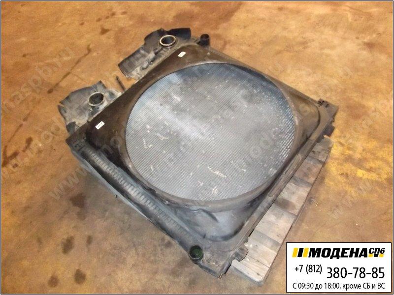 запчасти scania Радиатор двигателя с интеркулером в сборе  1764886