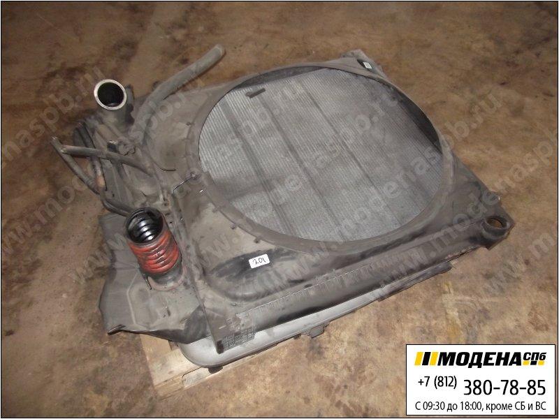 запчасти scania Радиатор двигателя с радиатором кондиционера и интеркулером в сборе (950x610x58mm)  1764886
