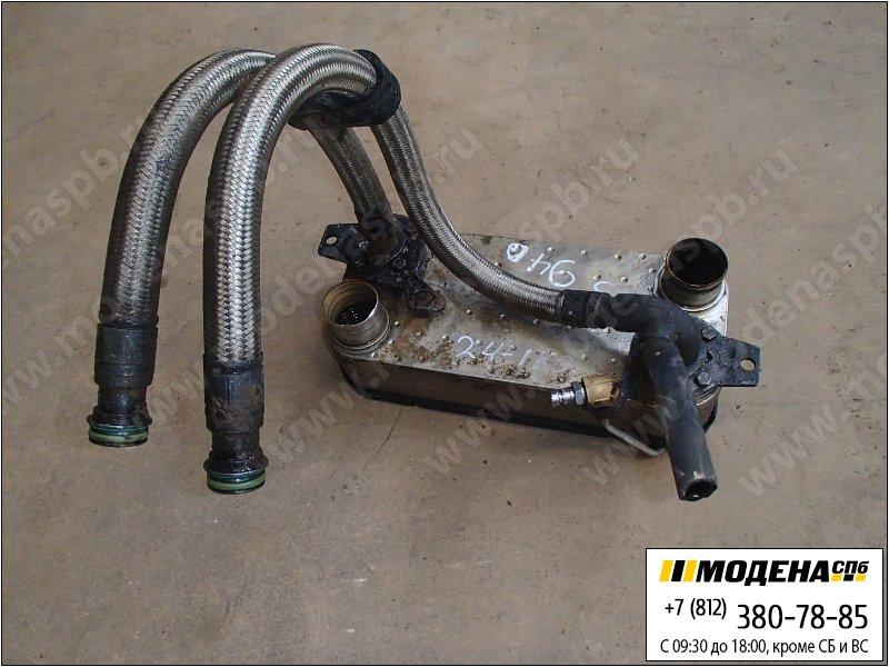 запчасти scania Радиатор водяного охлаждения масла интардера  1414200