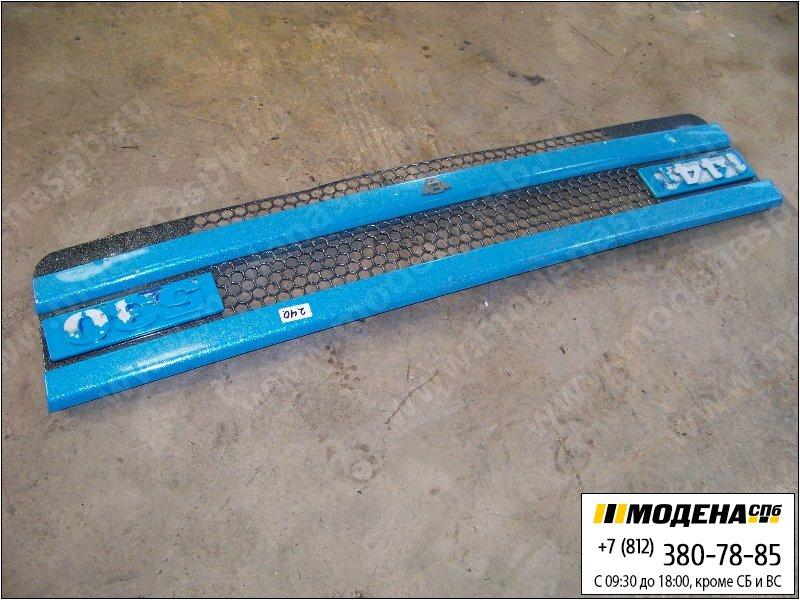 запчасти scania Решетка радиатора, цвет синий  1366384