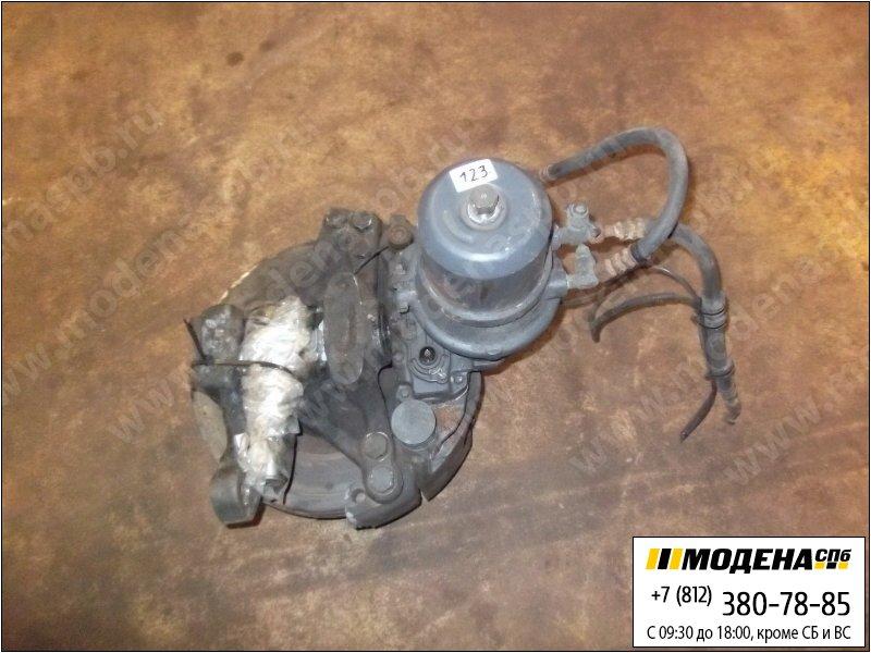 запчасти scania Ступица передняя с тормозным диском и кулачковым тормозом (энергоаккумулятором)  1480933