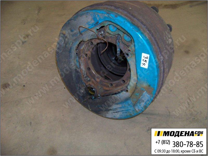 запчасти scania Ступица задняя с тормозным барабаном  337565