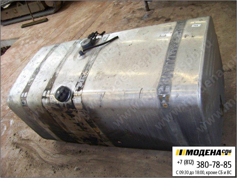 запчасти scania Топливный бак 600 литров с топливозаборником и крышкой (алюминий)  1368979