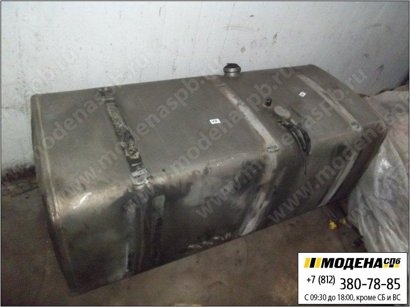 запчасти scania Топливный бак 700 литров (1665x700x670) (алюминий)  1423691