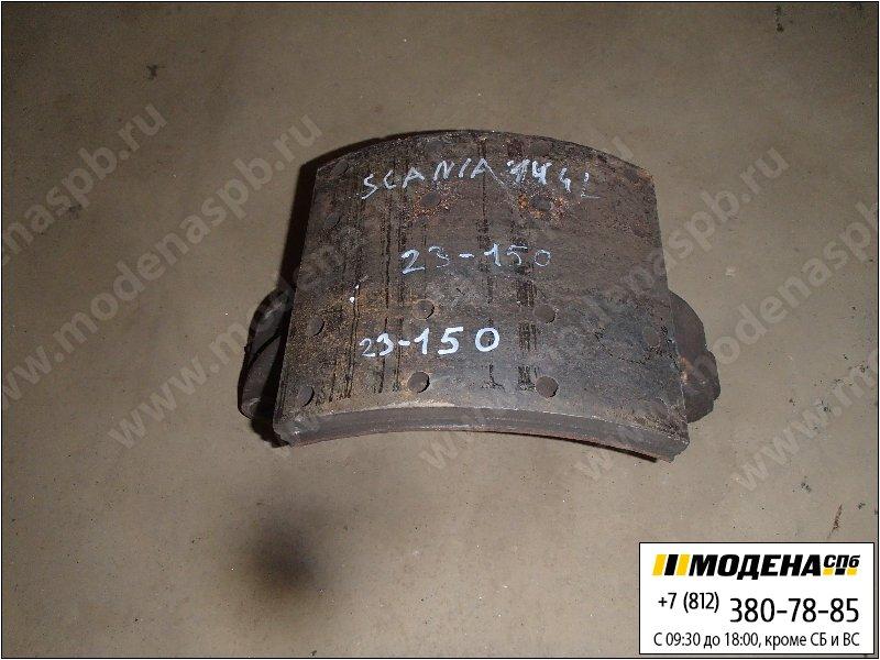 запчасти scania Тормозная колодка  1104543