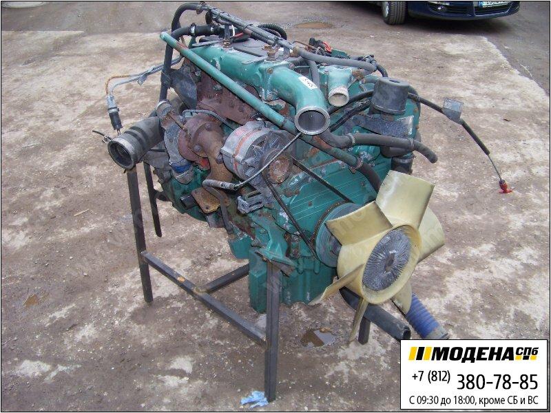 запчасти volvo Двигатель дизельный 135 л.с. 100 кВт, 3990 см.куб  D4A140 EC96