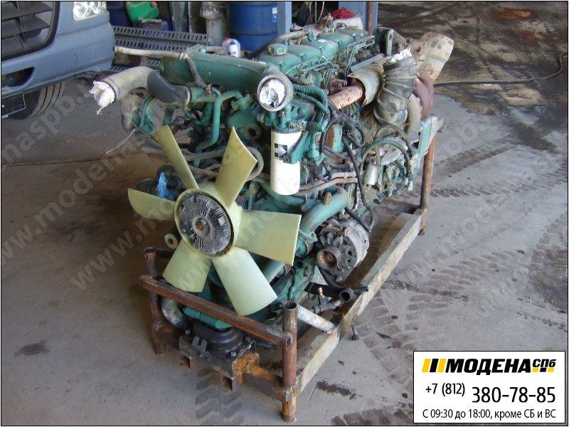 запчасти volvo Двигатель дизельный 320 л.с. 235 кВт, 9600 см.куб  D10B320