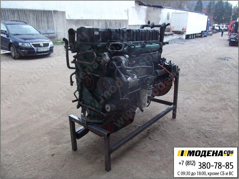 запчасти volvo Двигатель дизельный 380 л.с. 279 кВт, 12000 см.куб  D12D380 EC01