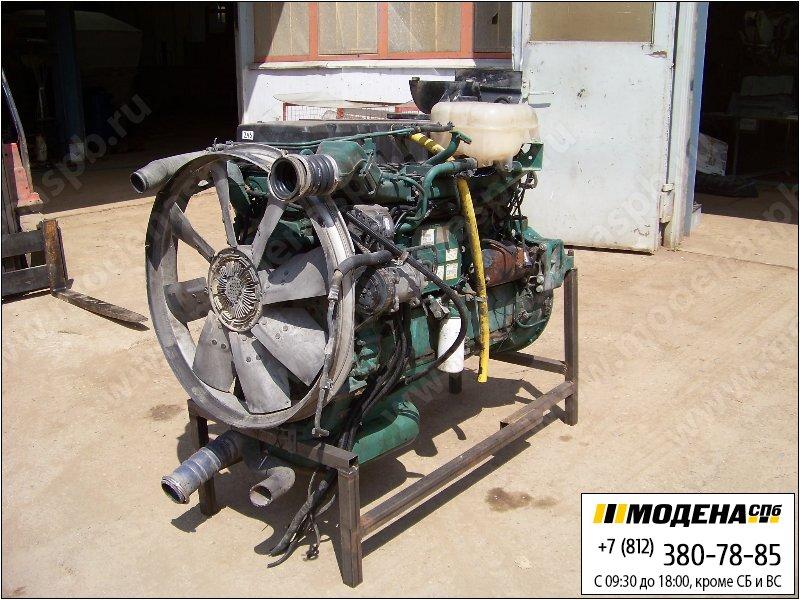 запчасти volvo Двигатель дизельный 420 л.с. 309 кВт, 12100 см.куб  D12A420 EC96