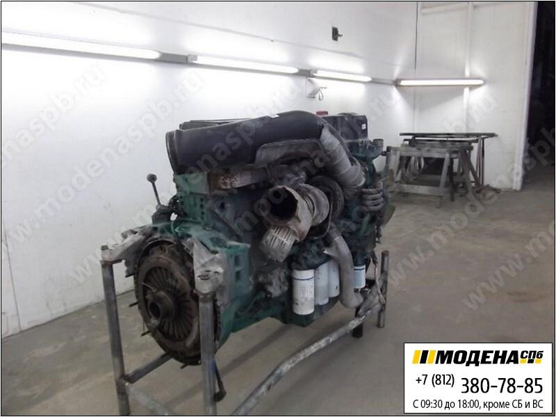 запчасти volvo Двигатель дизельный 460 л.с. 335 кВт, 11946 см.куб  D12C460 EC96