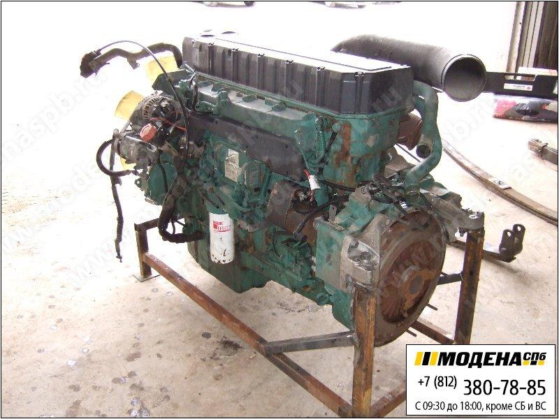 запчасти volvo Двигатель дизельный 500 л.с. 365 кВт, 11946 см.куб  D12D500 EC01, D12*325411*D1*A