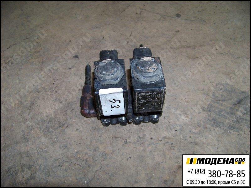 8158342 Клапан электромагнитный (соленоид) VOLVO. запчасти volvo Клапан электромагнитный (соленоид) 8158342.