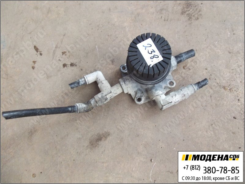 запчасти volvo Клапан ускорительный  Bosch 0481026032